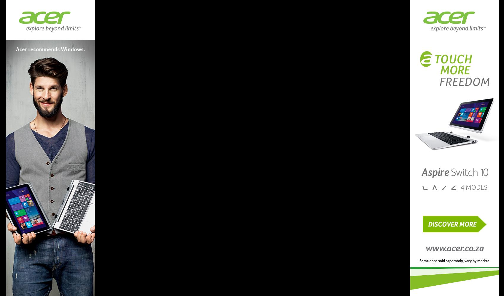 Acer Banner Large