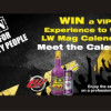 Win a VIP Po10c Experience to our 2014 LW Mag Calendar Shoot
