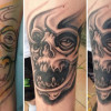 Tattoo Artist of the Week Wanja Velimirov