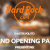 Hard Rock Cafe Johannesburg Grand Opening Concert