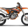 2015 KTM Motocross Range and Pricing