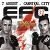 EFC Africa 32 Fight Card