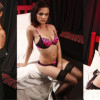 Live Lingerie Shoot with a Trio of SA's Hottest