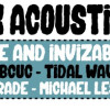 Park Acoustics 25 January Line Up
