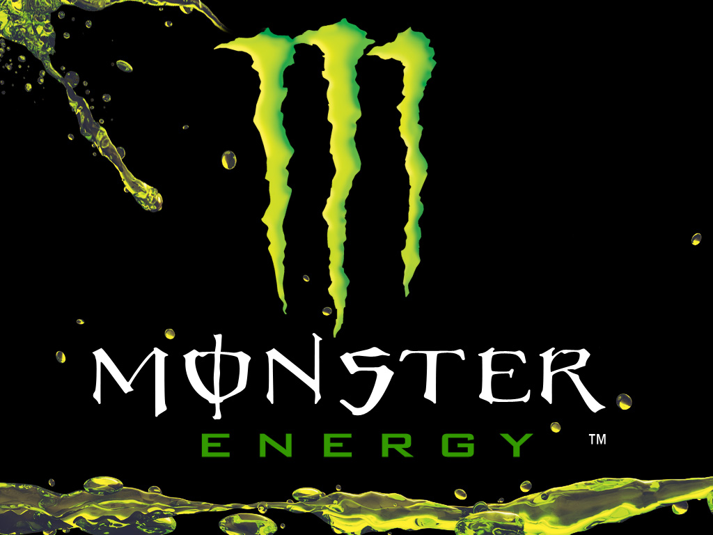 3d Monster Energy Can