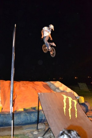 Monster Energy BMX