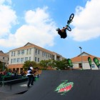 BMX Skateboarding