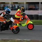 Scooter Racing