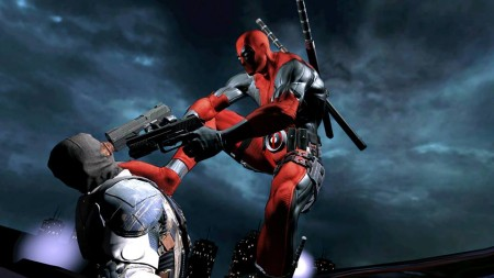 Playstation 3 Xbox 360 Deadpool