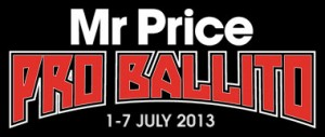 Surfing Mr Price Pro Ballito