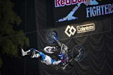 Red Bull X Fighters Freestyle Motocross