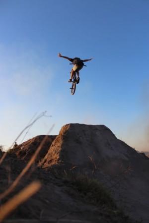 BMX PHD Dirt Jam
