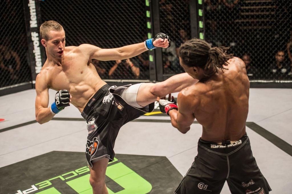 MMA Mixed Martial Arts EFC Africa 21