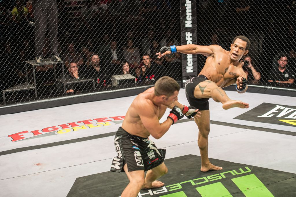 MMA EFC Africa 21 Mixed Martial Arts