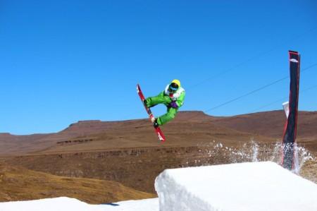 Snowboarding Burton Park Jam Tour Kings Cup
