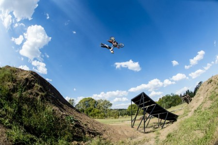 Freestyle Motocross Nick De Wit