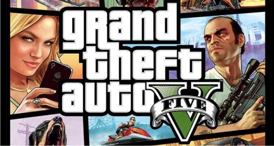Grand Theft Auto V Playstation Xbox