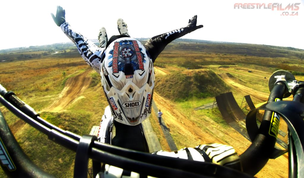 Freestyle Motocross FMX