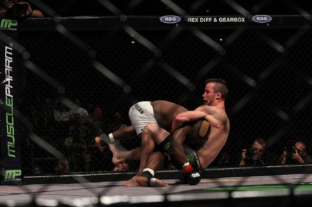 MMA EFC Africa Mixed Martial Arts