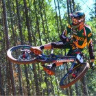 Downhill MTB Greg Minnaar Dowhill Mountain Biking