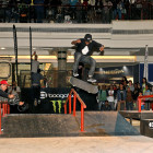 Skateboarding Kimberly Diamond Cup