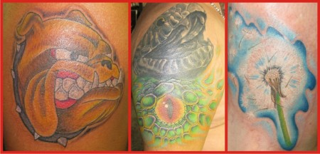 Tattoo Artist of the Week Tattoos