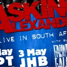 Asking Alexandria are set to rock South African music fans