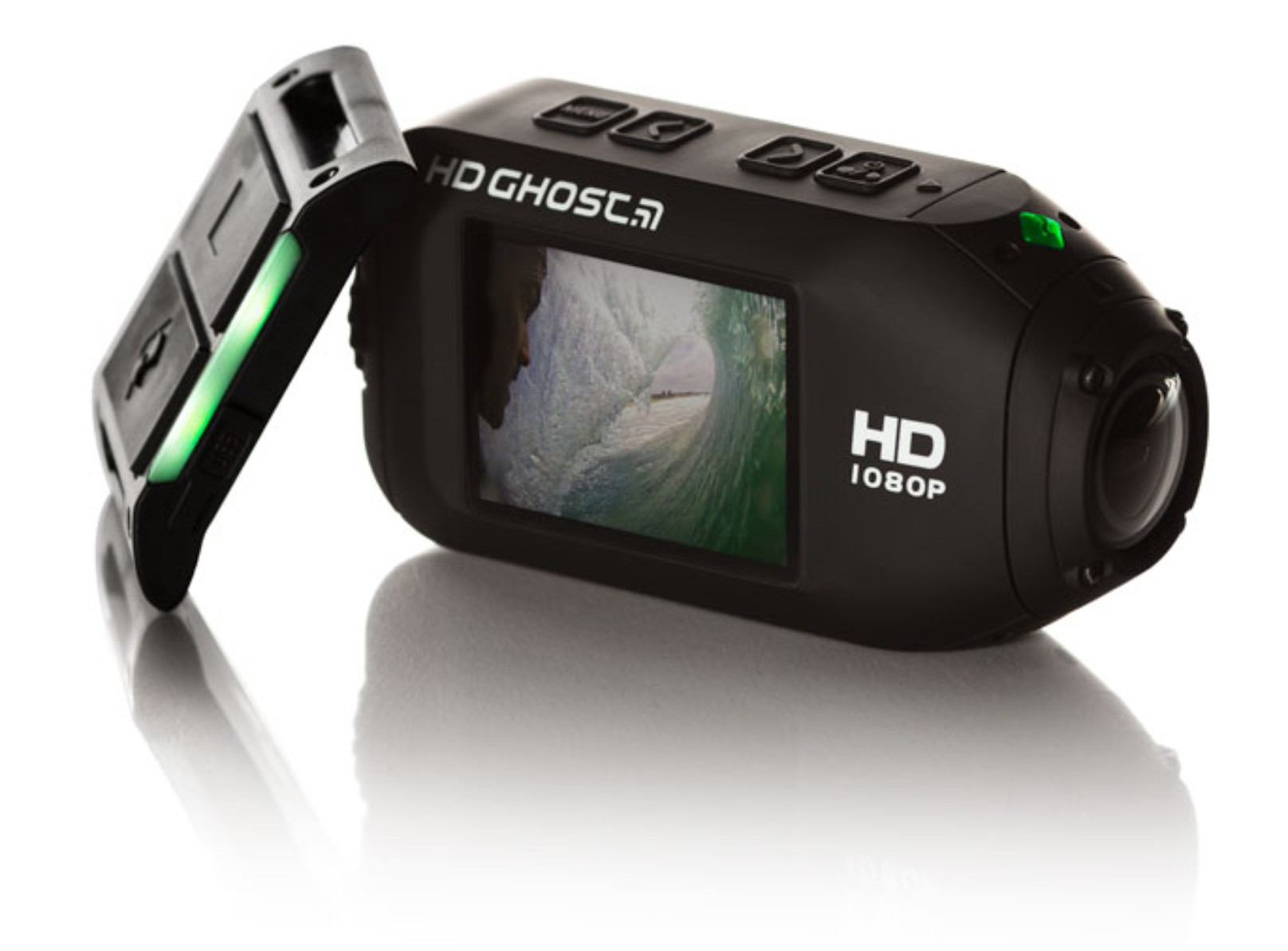 The Drift HD Ghost action camera is a must when it come to action sports