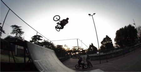 Taken from the JHB Mixtape BMX Video