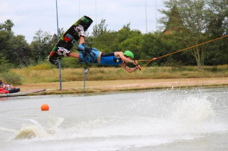 The SA Cable Wakeboarding and Wakeskating Nationals are here