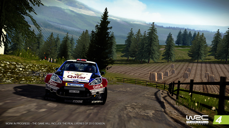 WRC 4 coming to Playstation 3 and Xbox 360