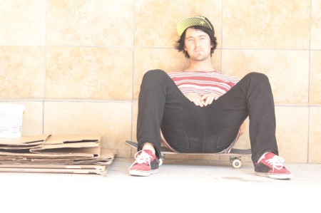 Skateboarding life with Dean Marais