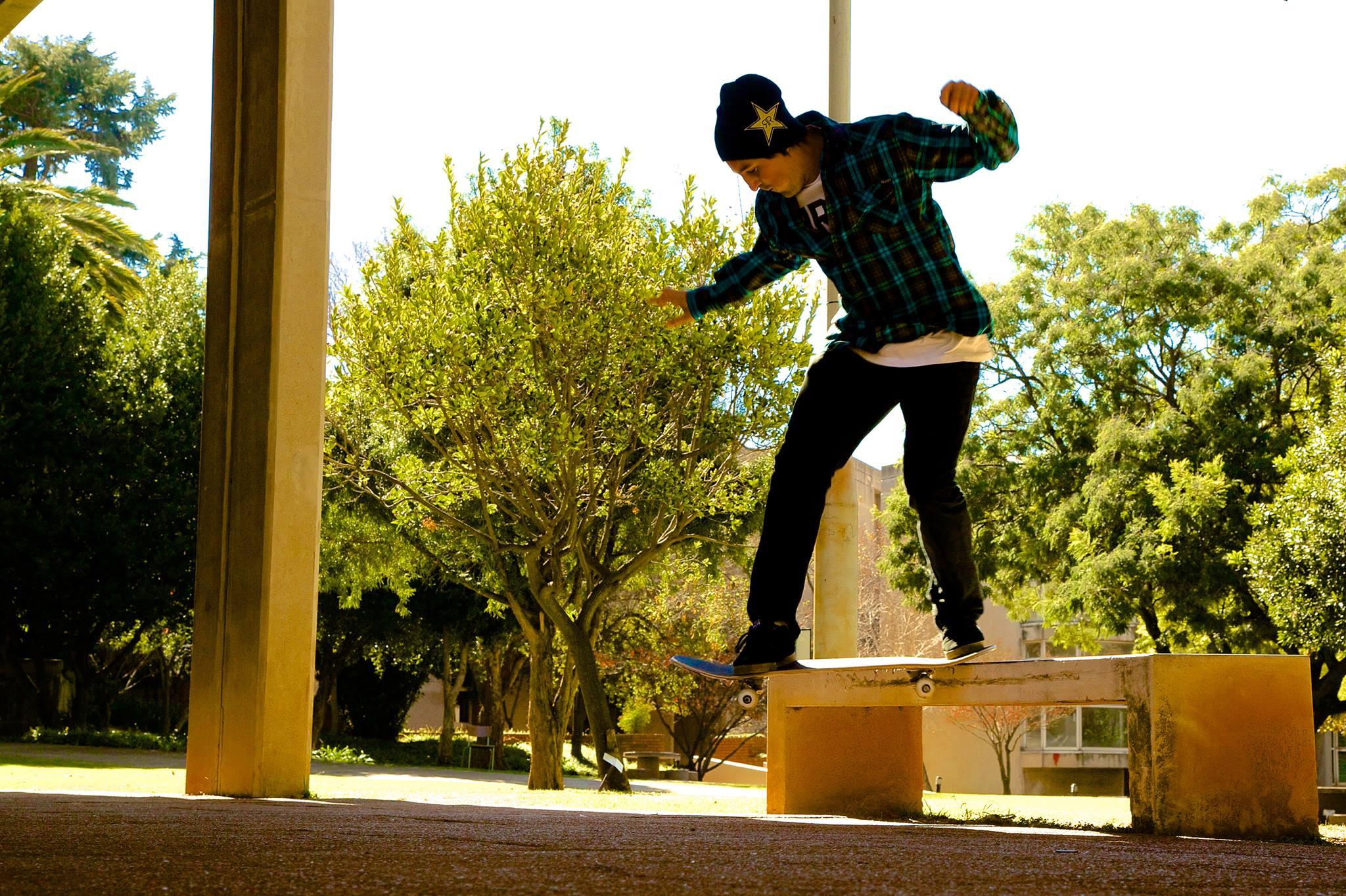 We interview Skateboarding star Dean Marais