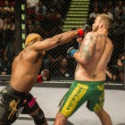 Bernado Mikixi wins his Heavyweight battle at Efc Africa 25