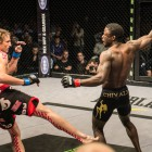Francois Kabulu is a top MMA contender