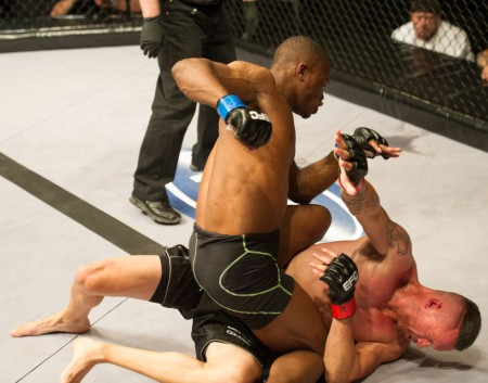 Bruno Mukulu beats Juan Lubbe by TKO at EFC Africa 25