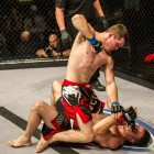 Marcel Teniers wins his MMA fight at EFC 25