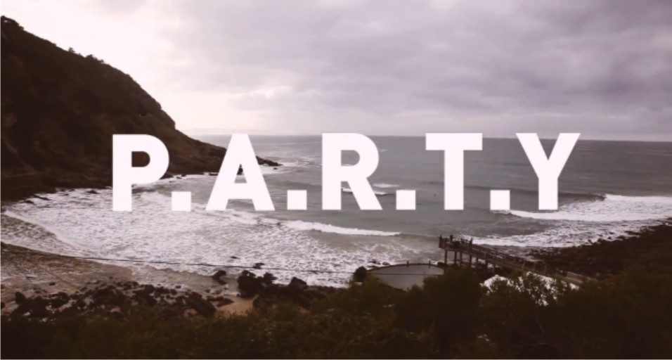 Jack Parow P.A.R.T.Y music video has been released for South African music fans to enjoy