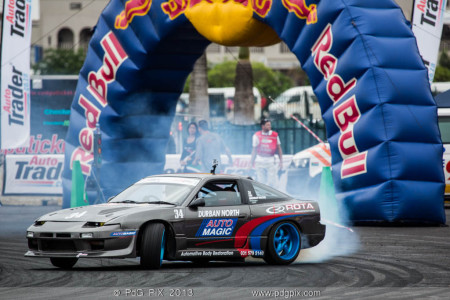 Drifting action at its best at the Supadrift Series