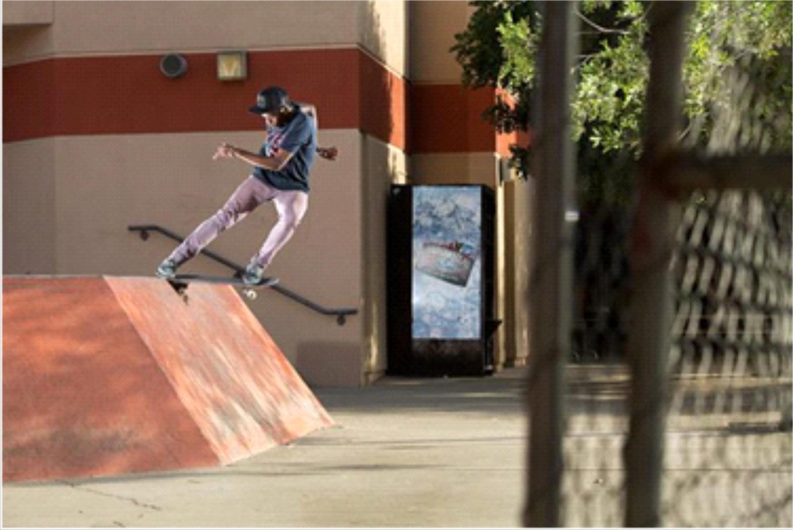 I AM Thalente and inspiring Skateboarding story