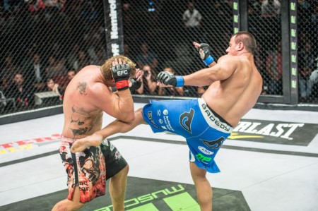 Ruan Potts and Andrew van Zyl are two of Africas best Mixed Martial Arts fighters