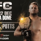 EFC Africa 26 will be bringing one of the biggest MMA fights to the hexagon