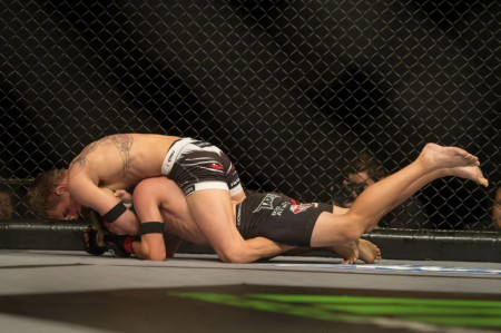 Francois Groenewald vs Donnovan Wilken at EFC 26