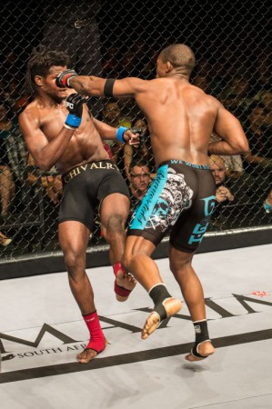 Alain Ilunga vs Peter Nyide