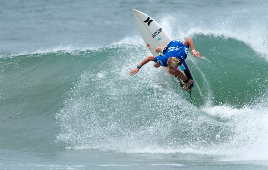 Jordy Maree surfing his way to future stardom