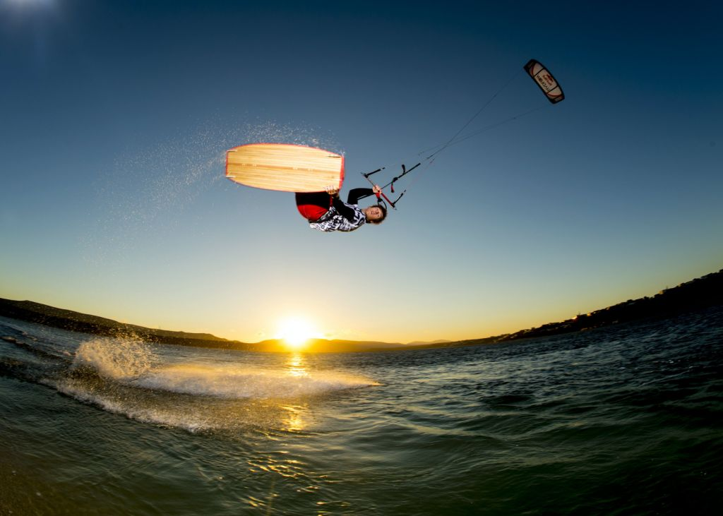 Catch Kiteboarding action at its best come the Red Bull King of the Air 2014