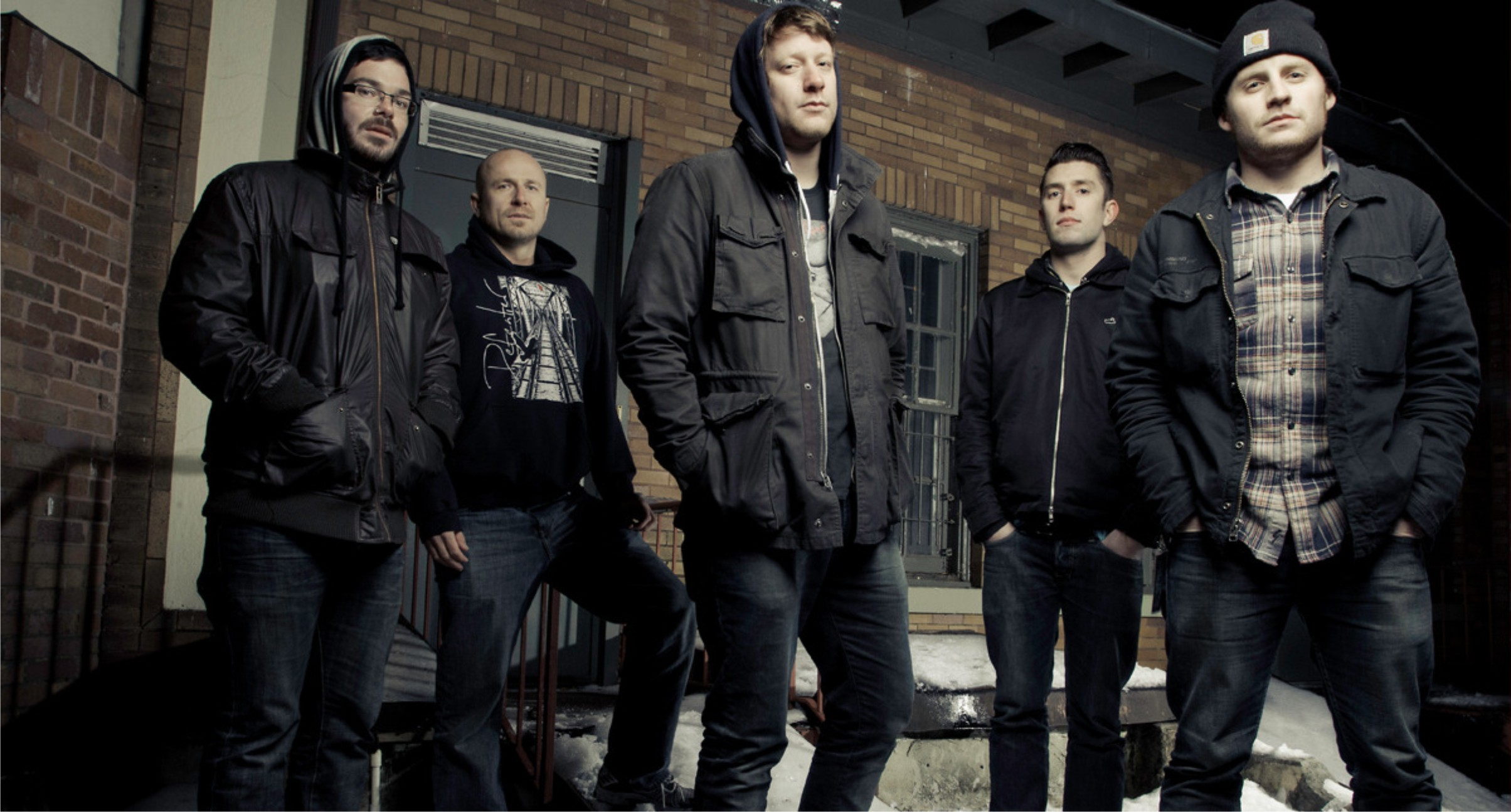 Comeback Kid are coming to tour South Africa