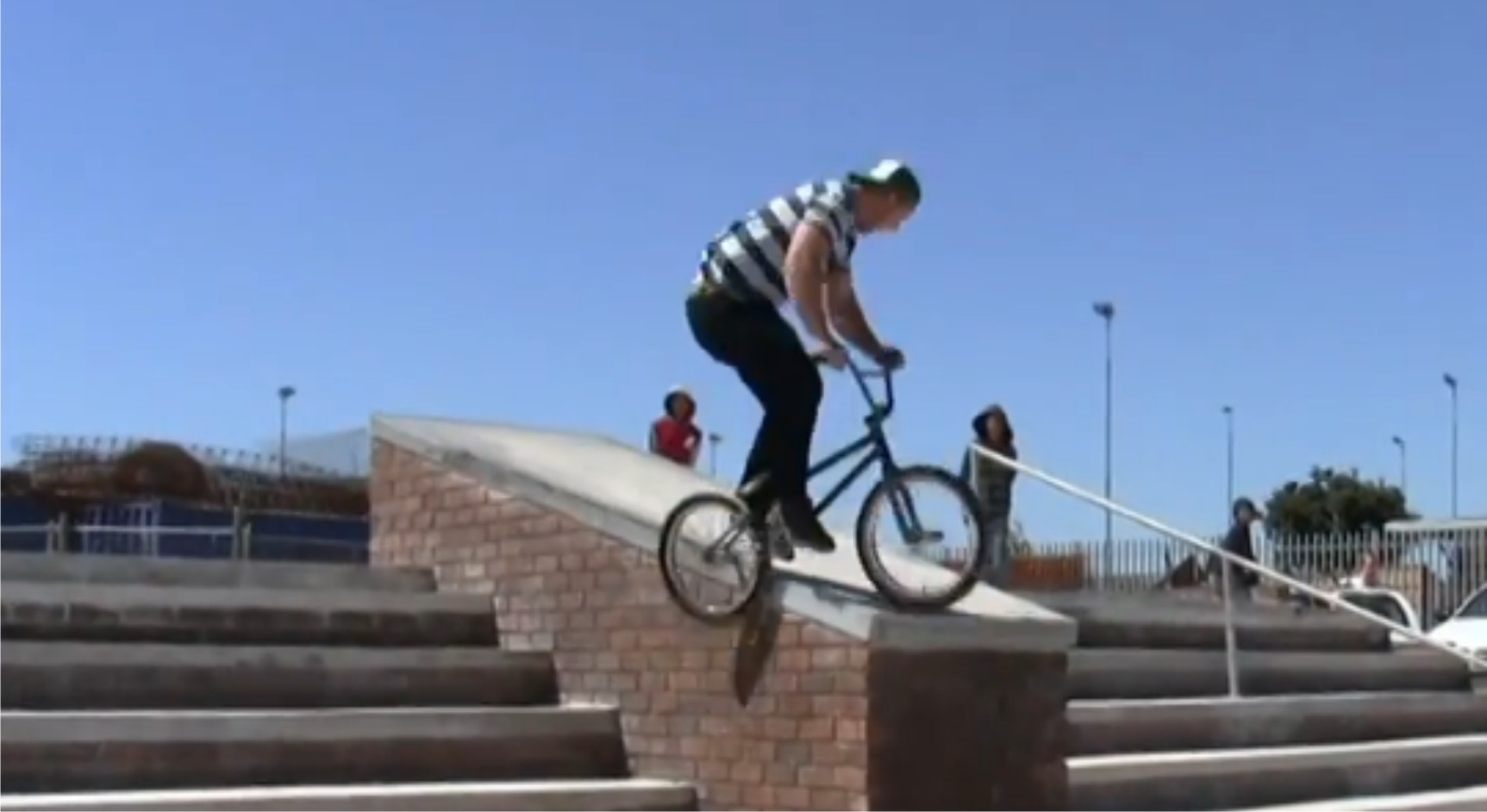 Daylife BMX put together this cool video of some Cape Town riding sessions