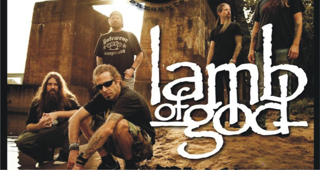 Lamb of God set to entertain South African music fans