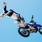 Freestyle Motocross at Ultimate X is a crowd favourite
